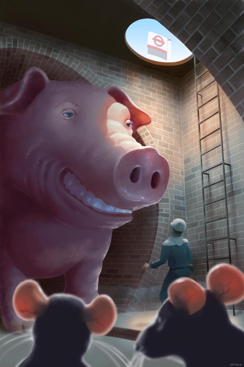 Poster Prize For Illustration