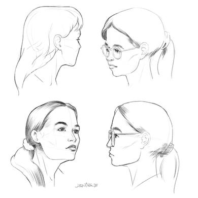 AOC Sketching Exercise