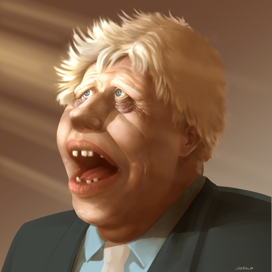 And The Lord Spoke Onto Boris