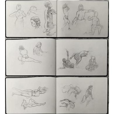 Live Drawing At Thu
