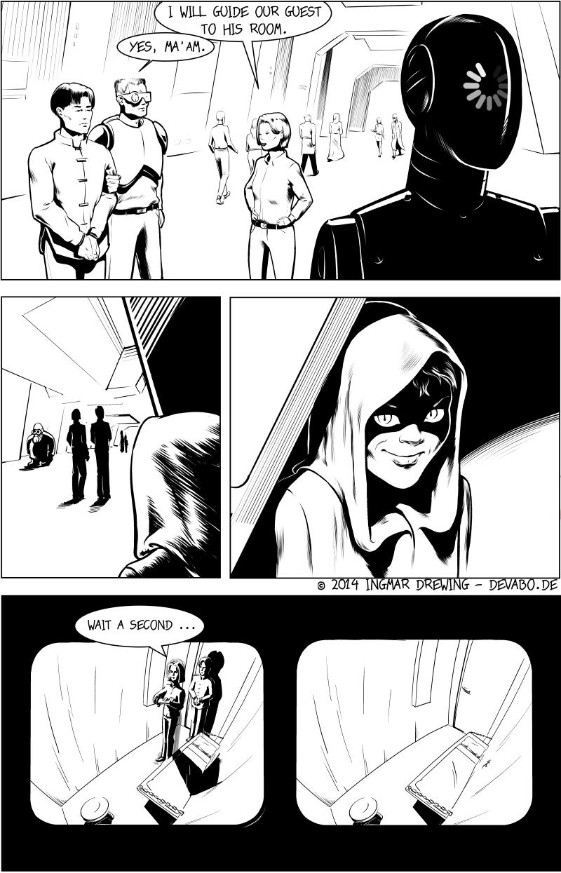 #8 Secrecy